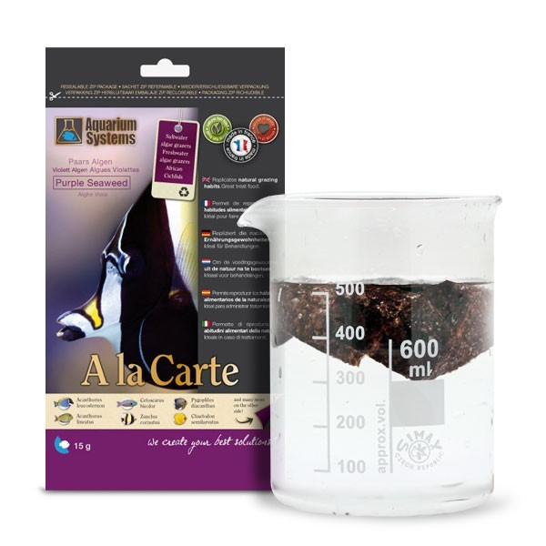 Aquarium Systems Ala Carte violette Algen 15g
