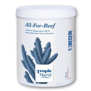 Tropic Marin® All-For-Reef Pulver, 1600 g Dose